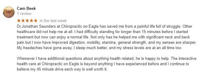 Best Newmarket Chiropractor