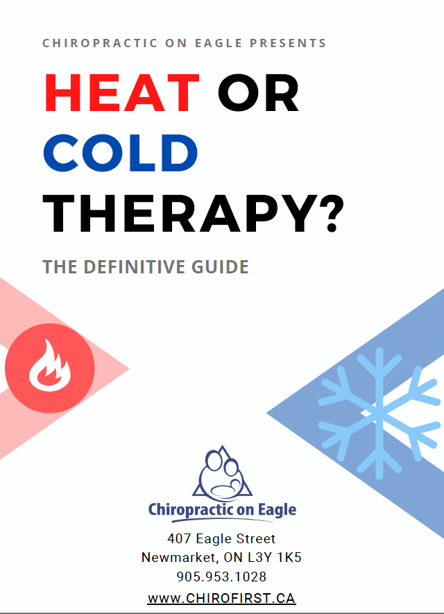heat or cold for injury