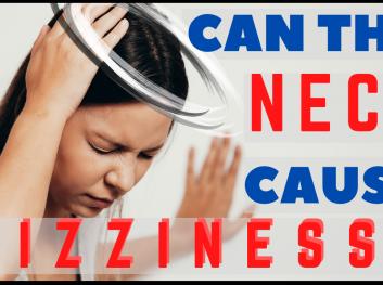 neck dizziness